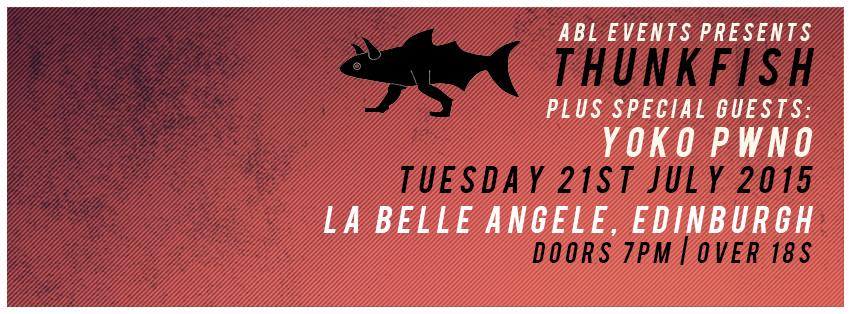 Thunkfish - La Belle Angele